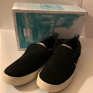 Tom's Trvl lite slip on sneakers